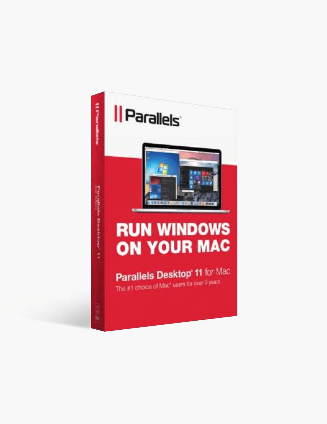 Windows parallel for mac