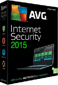 Avg Antivirus 2015 - 1year / 1pc.