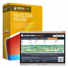 Hard Disk Shield - 38 Months License