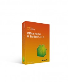 Microsoft Office 2010 Home and Student Product Keycard License
