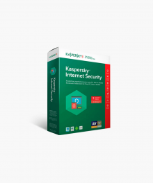 Kaspersky Internet Security (3 Pc / 1 Year).