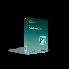 Microsoft Publisher 2010 Open License
