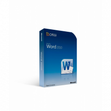 Microsoft Word 2010 Open License
