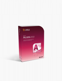 Microsoft Access 2010.