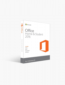 Microsoft Office 2016 Home And Student Retail.