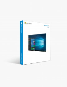 Microsoft Windows 10 Home Edition 64-bit.