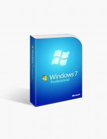 Microsoft Windows 7 Professional 32 Bit