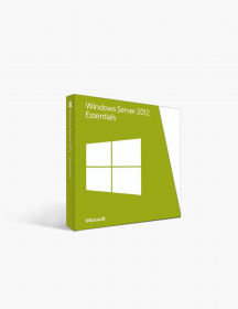 Microsoft Windows Server 2012 Essentials.