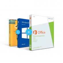 Combo Office 2013 Home & Student + Windows 8.1 + Antivirus