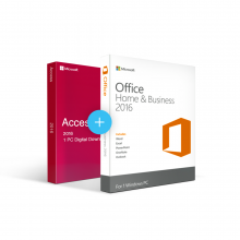 Combo Office 2016 Home & Business + Access
