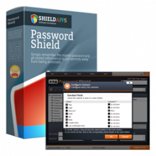 Password Shield - 12 Months License