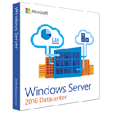 Microsoft Windows Server 2016 Datacenter.