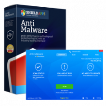 ShieldApp Anti Malware - 24 Months License
