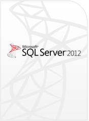 Microsoft Sql Server 2012 Standard.