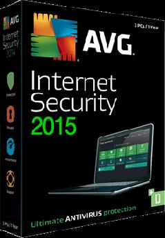 Avg Antivirus 2015 - 1 Year 1 PC