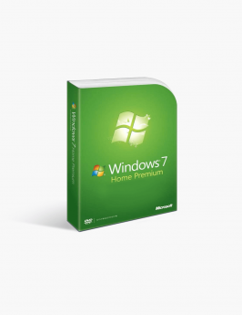 Microsoft Windows 7 Home Premium 64-bit