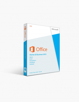 Microsoft Office 2013 Home and Business