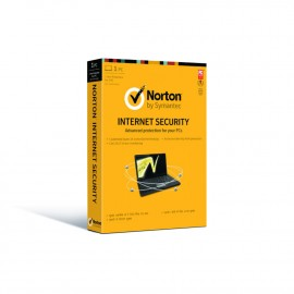 Norton Internet Security 2017 1PC 1 Year (PC)