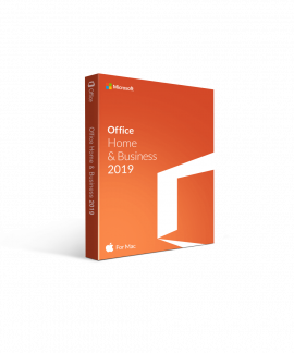 Microsoft Office 2019 Home and Business for Mac