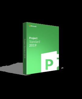 Microsoft Project 2019 Standard