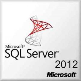 Microsoft SQL Server 2012 CAL Edition