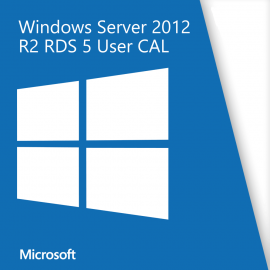 Windows Server 2012 R2 Remote Desktop Services (user Cal)