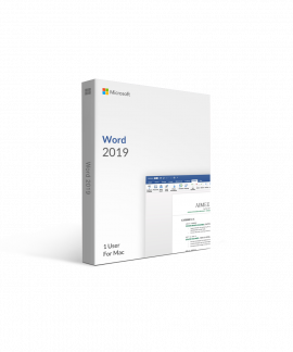 Microsoft Word 2019 for Mac