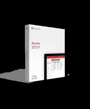 Microsoft Access 2019 for PC
