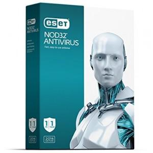 Eset Nod32® Antivirus 1PC 1YR
