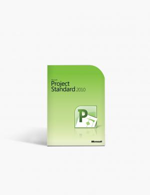 Microsoft Project 2010 Standard.