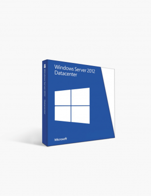 Microsoft Windows Server 2012 Datacenter.