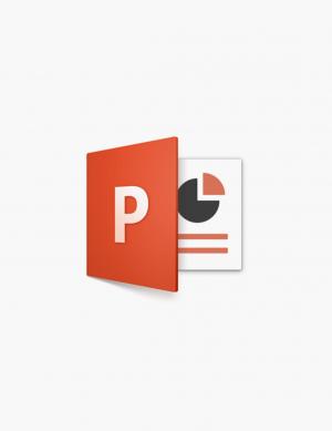 Microsoft Powerpoint 2016.