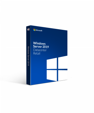 Microsoft Windows Server 2019 Datacenter - License - 16 cores