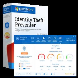 Identity Theft Preventer - 12 Months License