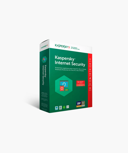 Kaspersky Internet Security (3 Pc / 1 Year)