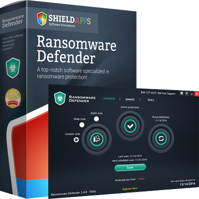 Ransomware Defender - 36 Months License