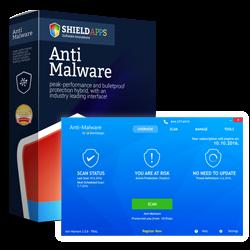 ShieldApp Anti Malware - 24 Months License