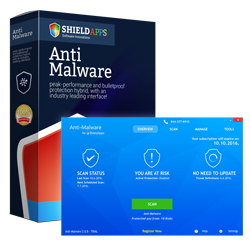 ShieldApp Anti Malware - 12 Months License