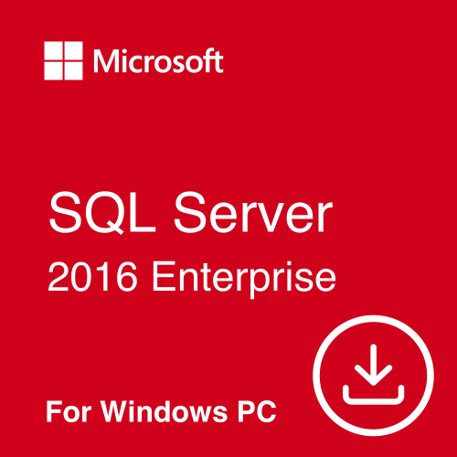 Microsoft SQL Server 2016 Enterprise