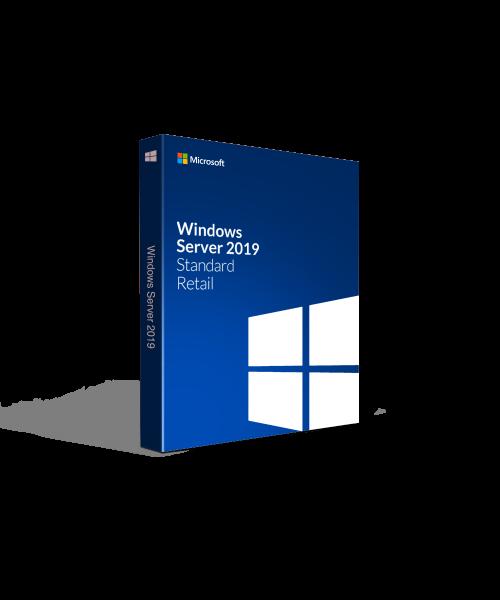 Microsoft Windows Server 2019 Standard 16 Core Open License