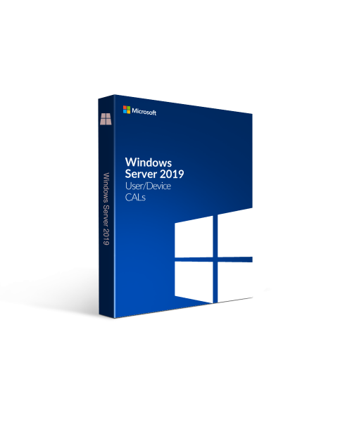 Windows Server 2019 User/Device CALs