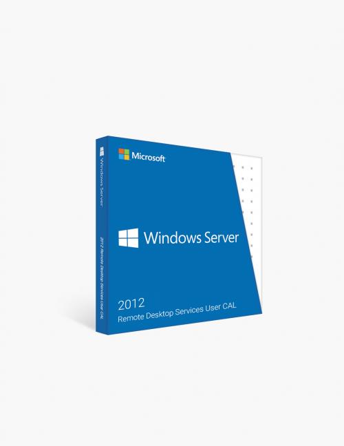 Windows Server 2012 Remote Desktop Services (user Cal)