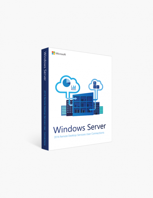 Windows Server 2016 Remote Desktop Services User Connections