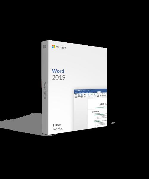 Microsoft Word 2019 for Mac